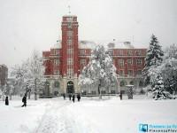 Жълт код за сняг и поледици е в сила за днес в Плевен