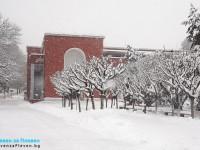 И утре остава мразовито с жълт код за опасно ниски температури в Плевенско!
