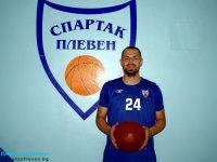 Мартин Маринов бе избран за MVP на кръга в НБЛ Vivacom