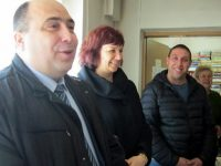 От ГЕРБ – Плевен поздравиха за Трифон Зарезан стопаните в Дисевица