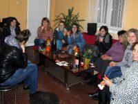 Поетична вечер за Празника на любовта и виното организираха в село Малчика