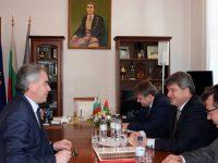 Посланикът на Беларус:  Удовлетворен съм от възобновяването на контактите между Плевен и Брест