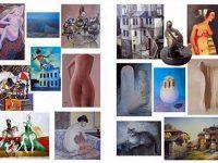 """Творби на трима плевенски автори в изложбата """"In Memoriam"""" в галерия """"Възраждане"""""""