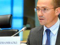 Евродепутатът Ангел Джамбазки гостува днес в Плевен