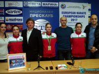 Европейската шампионка Ивет Горанова: Голямата ми цел е участие на Олимпиадата в Токио