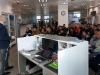 """Плевенското Механо и """"Мултивак България"""" ЕООД положиха основите на бъдещо сътрудничество"""