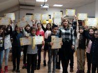 """НУ """"Христо Ботев"""" – Плевен излъчи победителя в училищния кръг на състезанието """"Spelling Bee"""""""