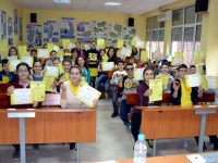 """30 ученици се включиха в състезанието """"Spelling Bee"""" в СУ """"Иван Вазов"""" – Плевен"""