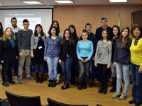 Домът на Европа отвори врати за ученици от град Левски