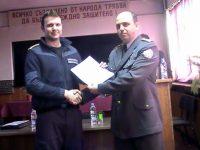 """Наградиха победителите в областния етап на Националния конкурс """"Пожарникар на годината"""""""