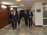 ГЕРБ регистрира листата си с кандидати за народни представители в РИК – Плевен