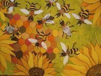 """Отличия за творци на арт школа """"Колорит"""" от международния детски конкурс, посветен на пчеларството"""