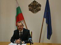 Първи брифинг на новия областен управител Марио Тодоров