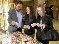 Председателят на Общинския съвет подкрепи инициативи на Сдружението на сираците и Медицинския колеж