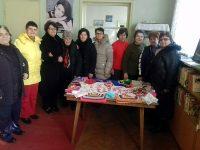 Жители на Радомирци се включиха с ентусиазъм в благотворителен базар