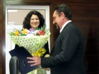 Председателят на ОбС – Плевен Мартин Митев поздрави за 10-ата годишнина Административен съд – Плевен