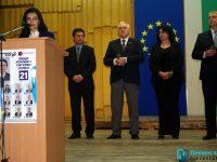 Меглена Кунева в Плевен: В лицето на Найден Зеленогорски винаги се вижда как политиката може да се прави чисто