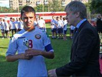 """Играч на """"Спартак"""" е част от националния до 19 години за Елитния кръг във Франция"""