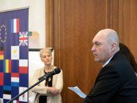 Зам.-министър Венцислав Катинов и посланикът на Великобритания откриха обучителен курс за полицейски служители