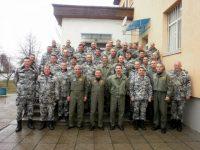 Командването на УАГ – Долна Митрополия участва в годишния сбор в авиобаза Граф Игнатиево
