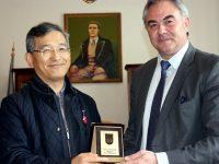Новият посланик на Република Корея посети Плевен