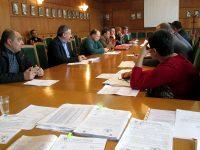 Две от постоянните комисии към ОбС-Плевен обсъждат програмите за развитие на общинските фирми