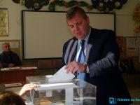Красимир Каракачанов: Гласувах за една нова България