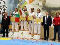 Каратистка от Левски стана европейски шампион