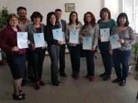 8 служители на Здравната каса в Плевен получиха благодарствени грамоти от ръководството на НЗОК