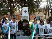С шествие и поднасяне на венци и цветя на паметника на Пирогов отбелязаха Трети март в Асеновци