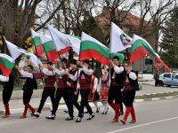 С шествие, възстановка и концерт отбелязаха Трети март в Пордим (галерия)