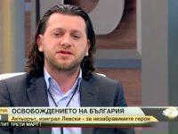 Веселин Плачков: От момента, в който приех тази роля, знаех, че ще ме свързват с Апостола и това е моята съдба