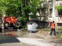 Започва първото за годината измиване на улиците в Плевен