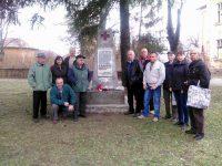 В Бъркач поднесоха цветя на паметника на Пирогов