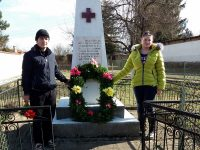 В Тученица поднесоха венец и цветя на паметника на акад. Пирогов