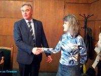 Плевенчанин благодари на кмета за компетентното и вежливо отношение на общински служител