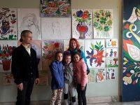 Изложба за Празника на жената – 8 март, откриха в Левски