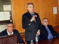Румен Петков в Белене: Един от основните ни ангажименти е да изградим силна енергийна система