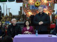 """При огромен интерес премина срещата на Румен Петков с жители на квартал """"Сторгозия"""""""
