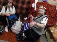 В Дома за стари хора в Бохот пресъздадоха традицията за Баба Марта