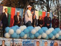 Велислава Кръстева: В неделя гласувайте с разум, сърце и бюлетина номер 9 !
