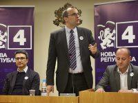 Мартин Димитров: Борим се за обединено дясно, а не подчинено дясно!