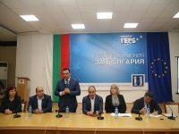 Цветан Цветанов в Плевен: До края на 2017 г. 1500 полицаи ще охраняват малките населени места