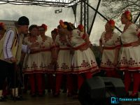 """ФТК """"Българско хоро"""" – Плевен на Международния фолклорен фестивал """"Великден в Прага"""""""