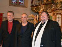 Тримата славянски тенори с концерт за Празника на Плевен (видео)