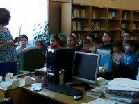 "Първокласници от ОУ ""Св. Климент Охридски"" – Плевен гостуваха на училищната библиотека"