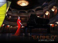 Дора Делийска с нетрадиционен концерт за ценители на сцената на Театъра в Плевен (видео)