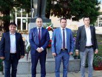 Депутатът Стефан Бурджев бе гост на откриването на Влайковите дни в Пирдоп