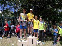 """Плевенчани с шест медала от състезанието по дуатлон """"Карловска пролет"""""""