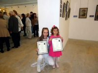 """Деца от Артшкола """"Колорит"""" – Плевен с първи награди от национален конкурс"""